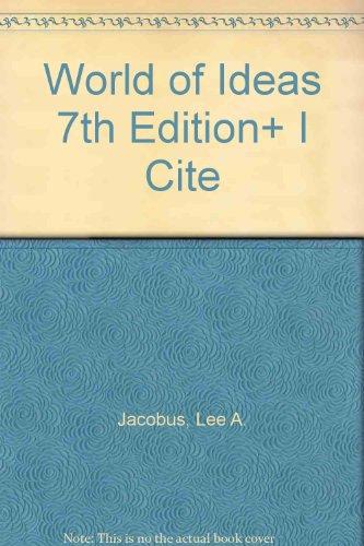 9780312458713: World of Ideas 7e & i cite