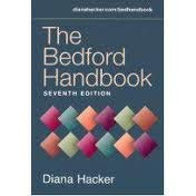 THE 7TH EDITION BEDFORD HANDBOOK 7th Edition,: Hacker