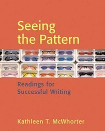 Seeing the Pattern with i-cite CD: Kathleen T. McWhorter
