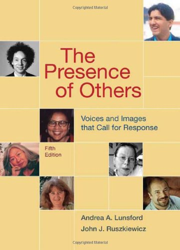 The Presence of Others: Voices and Images: Lunsford, Andrea A.,