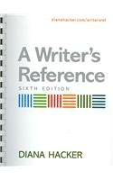 9780312464554: A Writer's Reference [With Access Code]