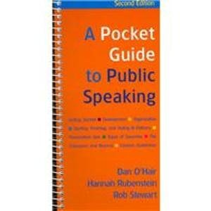 9780312464745: Pocket Guide to Public Speaking & Essential Guide to Interpersonal Communication & Essential Guide to Group Communication & Video Theater Speaker's Guidebook 3e