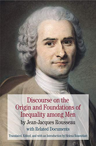 9780312468422: Discourse on the Origin and Foundations of Inequality among Men: by Jean-Jacques Rousseau with Related Documents (The Bedford Series in History and Culture)