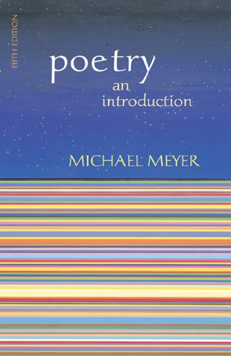 9780312470678: POETRY:INTRODUCTION