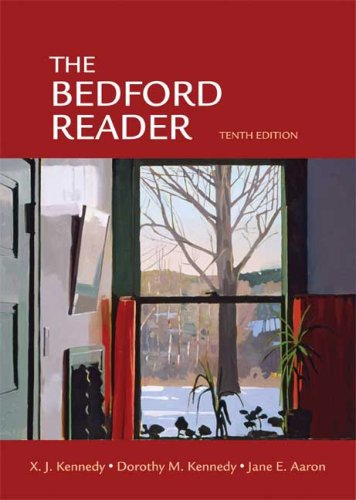 9780312472047: The Bedford Reader