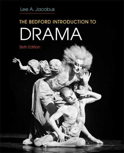 9780312474881: The Bedford Introduction to Drama