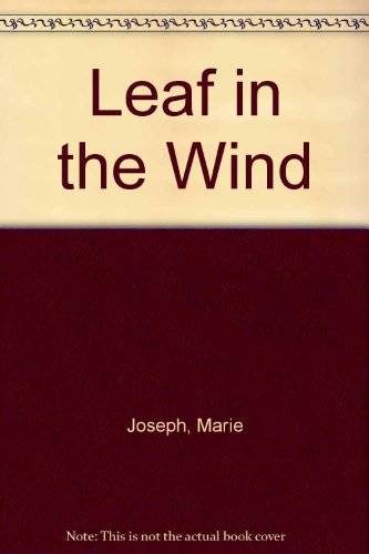 9780312477080: Leaf in the Wind