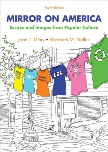 9780312477127: Mirror on America: Essays and Images from Popular Culture