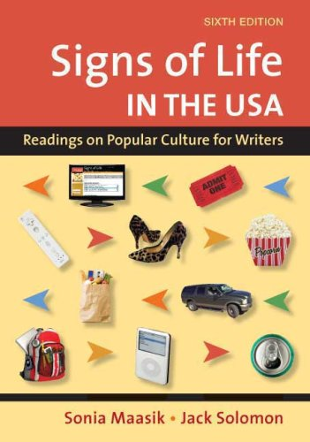 9780312478124: Signs of Life in the USA: Readings on Popular Culture for Writers