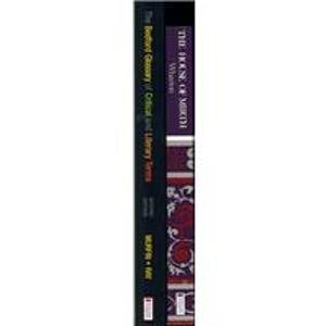 9780312485528: Bedford Glossary of Critical and Literary Terms 2e & House of Mirth