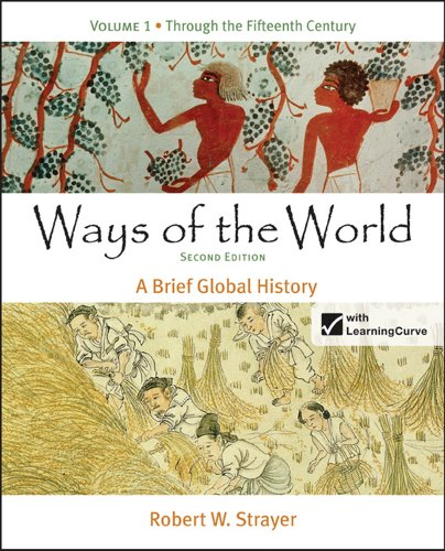 9780312487041: Ways of the World: A Brief Global History, Volume 1
