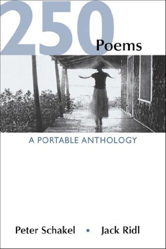 9780312488383: 250 Poems: A Portable Anthology