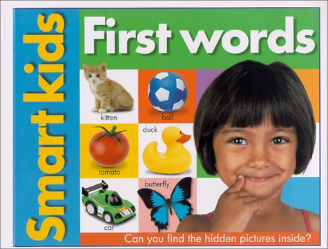 Smart Kids: First Words (0312490623) by Roger Priddy