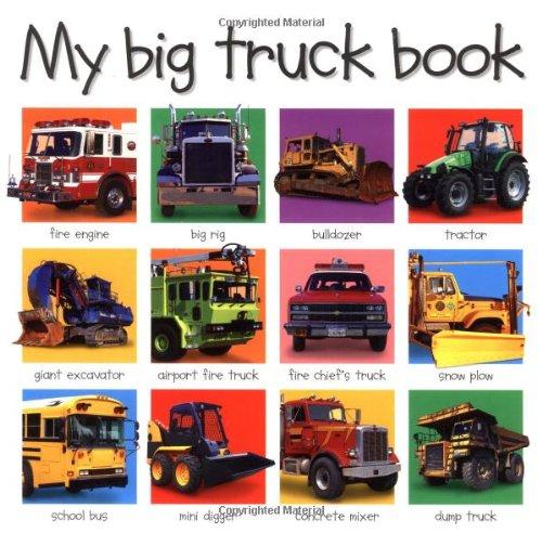 9780312490850: My Big Truck Book (My Big Board Books)