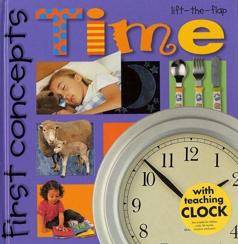First Concepts - Time: Andrea Pinnington; Sarah