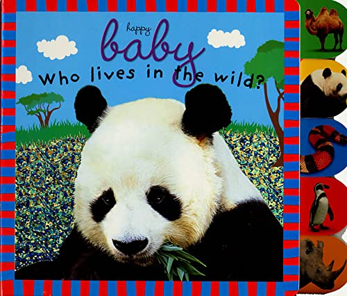 9780312491376: Baby Sparkle: Who Lives In The Wild