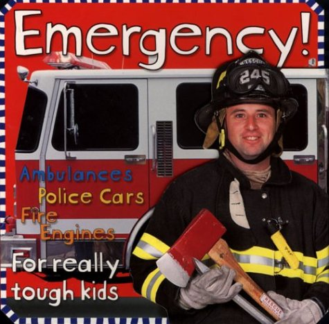 Busy World: Emergency (Priddy Bicknell Big Ideas for Little People): Roger Priddy