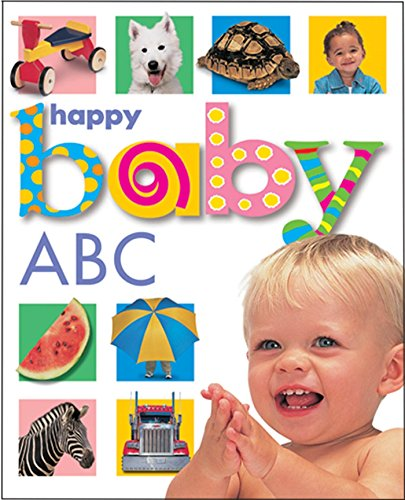 9780312491697: Happy Baby ABC (Soft-to-Touch)