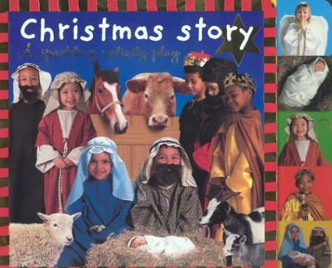 9780312491703: Christmas Story: A Sparkling Nativity Play (Priddy Books Big Ideas for Little People)