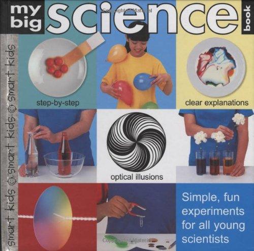 My Big Science Book (My Big Step by Step): Priddy, Roger