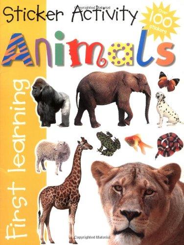 9780312491888: Sticker Activity Animals (Sticker Activity Fun)