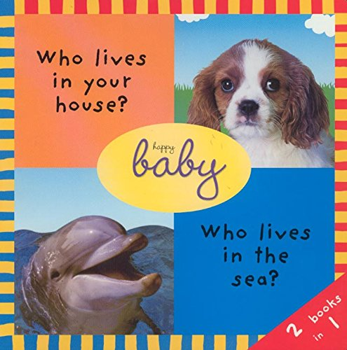 9780312492038: 2 Books in 1: Who Lives in Your House and Who Lives in the Sea?