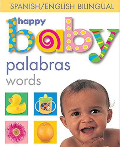 9780312492304: Happy Baby Words Bilingual (Soft to Touch) (Spanish Edition)