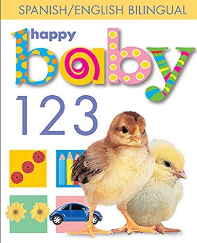 9780312492359: Happy Baby: 123 Bilingual: Spanish/English Bilingual