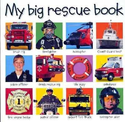 9780312492595: My Big Rescue Book