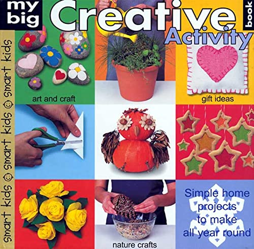 9780312493301: My Big Creative Activity Book (My Big Step by Step)