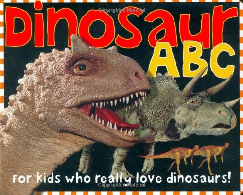 9780312493530: Dinosaur ABC: Board Book