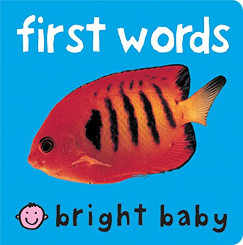 9780312493882: Bright Baby First Words