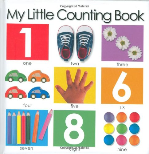 9780312494353: My Little Counting Book (My Little Books)