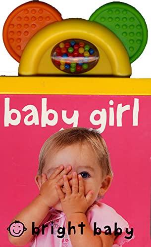 9780312494421: Baby Shaker Teethers Girl (Bright Baby)