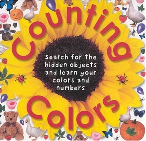 9780312494582: Counting Colors Padded Board Book
