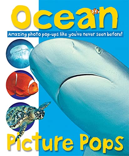 9780312494650: Ocean: Amazing Photo Pop-Ups Like You've Never Seen Before! (Picture Pops)