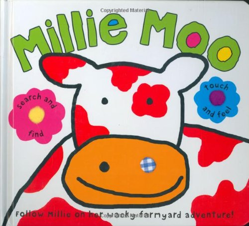 9780312495374: Millie Moo Touch and Feel Picture Book (Touch and Feel Picture Books)