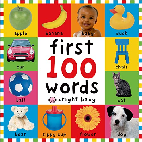 9780312495411: First 100 Words (Bright Baby)