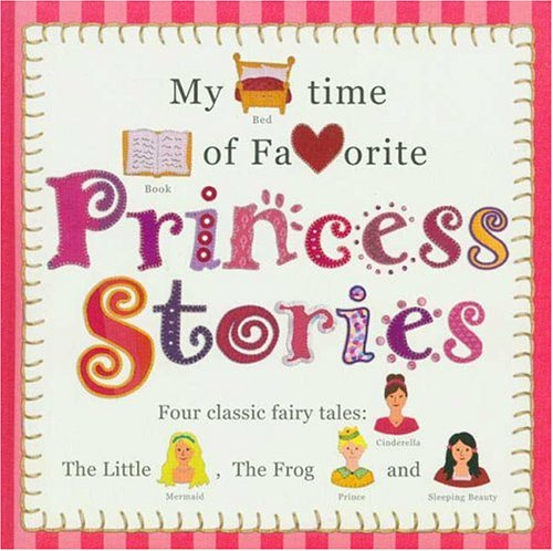 9780312495664: Playtime Learning: Princess Stories: Special