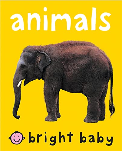 Bright Baby Animals LARGE: for slipcase: Roger Priddy