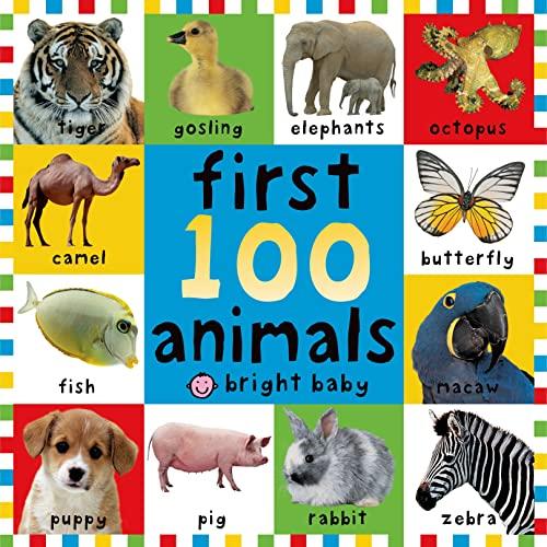 9780312496760: First 100 Animals