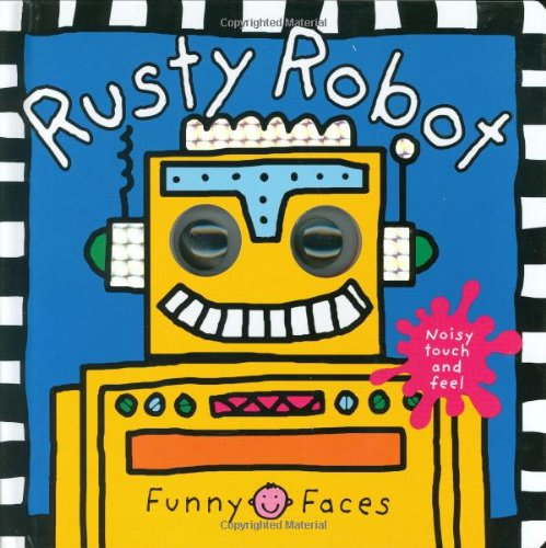 Funny Faces Rusty Robot: Priddy, Roger