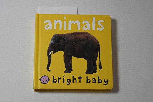 9780312497743: Animals (Bright Baby)