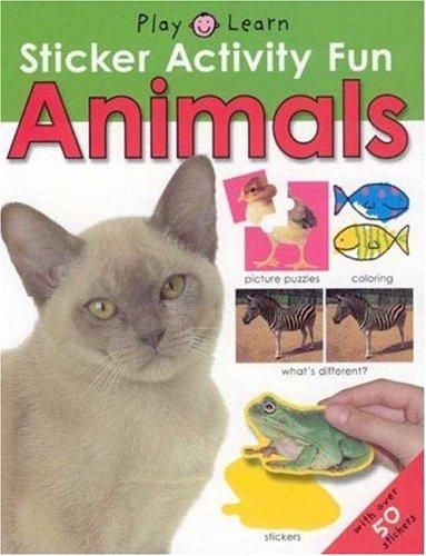 9780312497958: Sticker Activity Fun - Animals