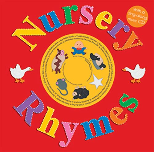 9780312498085: Nursery Rhymes: with a Sing-Along Music CD