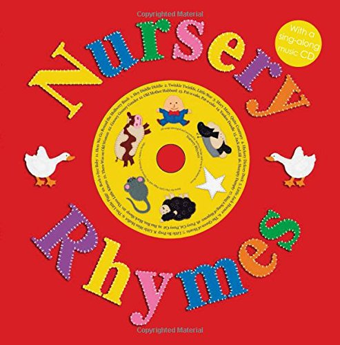 9780312498085 Nursery Rhymes With A Sing Along Music Cd