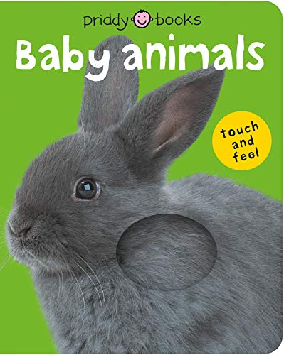 9780312498580: Bright Baby Touch & Feel Baby Animals (Bright Baby Touch and Feel)