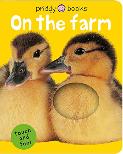 9780312498597: On the Farm (Bright Baby Touch and Feel)