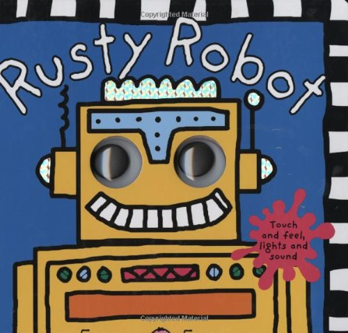 Funny Faces Rusty Robot (Funny Faces (Priddy Books))