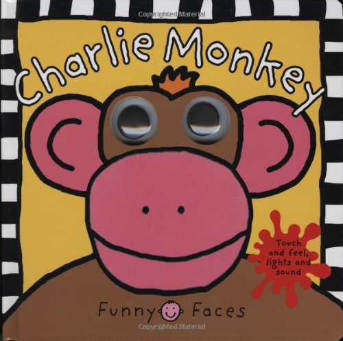 9780312498924: Charlie Monkey (Funny Faces)